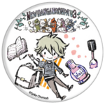 GraffArt Can Badge Rantaro Amami