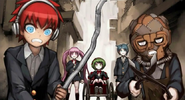 The kids about to spread despair