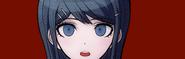 Danganronpa 1 Sayaka Maizono Bullet Time Battle Sprite (PC) (Unused)