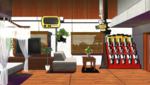 Danganronpa 2 - Lodge - Hajime Hinata