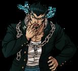 Danganronpa V3 Bonus Mode Nekomaru Nidai Sprite (Vita) (8)