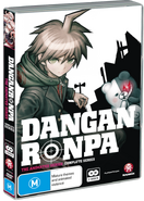 FUNimation Danganronpa The Animation International DVD