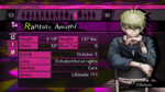 Rantaro Amami Report Card Page 0 (For Kaede)