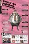 Danganronpa 1 Hifumi Yamada Character Design Profile Danganronpa 1.2 Art Book