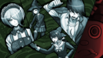 Danganronpa V3 CG - Pre-Class Trial Portraits (Chapter 2) (1)