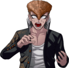 Danganronpa 1 Mondo Owada Halfbody Sprite (PSP) (11)