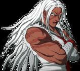 Danganronpa 1 Sakura Ogami Halfbody Sprite (PSP) (7)