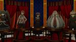 Danganronpa the Animation (Episode 03) - Sayaka taking the knife (09)