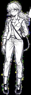 Fujisaki's mother