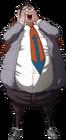 Danganronpa Hifumi Yamada Fullbody Sprite (PSP) (10)