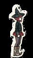 Danganronpa V3 Himiko Yumeno Death Road of Despair Sprite 02