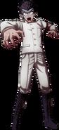 Kiyotaka Ishimaru Fullbody Sprite (14)