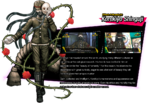 Korekiyo Shinguji Danganronpa V3 Official English Website Profile