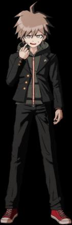 Danganronpa 1 Makoto Naegi Sprite (PSP) 12