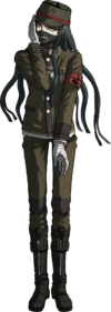 Danganronpa V3 Korekiyo Shinguji Fullbody Sprite (10)
