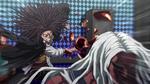 Danganronpa the Animation (Episode 09) - Sakura's Injuries Discussion (25)