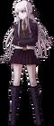 Danganronpa 1 Kyoko Kirigiri Fullbody Sprite (PSP) (2)