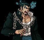 Danganronpa V3 Bonus Mode Nekomaru Nidai Sprite (Vita) (14)