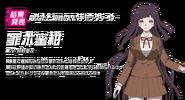 Danganronpa 3 Personality Quiz (Japanese) Mikan Tsumiki
