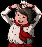Danganronpa V3 Bonus Mode Teruteru Hanamura Sprite (3)