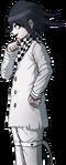 Danganronpa V3 Kokichi Oma Halfbody Sprite (Debate Scrum) (3)