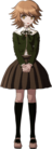 Danganronpa 1 Chihiro Fujisaki Fullbody Sprite (PSP) (1)