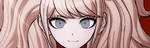 Danganronpa 1 Junko Enoshima Bullet Time Battle Sprite (PC)