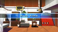 Danganronpa 2 Free Time Hajime's Room