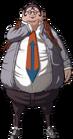 Danganronpa Hifumi Yamada Fullbody Sprite (PSP) (20)