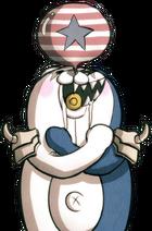 Danganronpa V3 Bonus Mode Monokid Sprite (8)