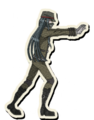 Danganronpa V3 Korekiyo Shinguji Death Road of Despair Sprite 07