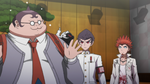 Danganronpa the Animation (Episode 02) - Makoto as the prime suspect (49)