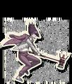 Danganronpa V3 Kaito Momota Death Road of Despair Sprite (Hammer) 06
