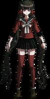 Danganronpa V3 Maki Harukawa Fullbody Sprite (8)