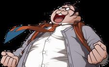 Danganronpa Hifumi Yamada Halfbody Sprite (PSP) (13)