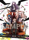 Danganronpa the Animation 2014 Calendar - 05&06 Kyoko Sayaka Junko Makoto