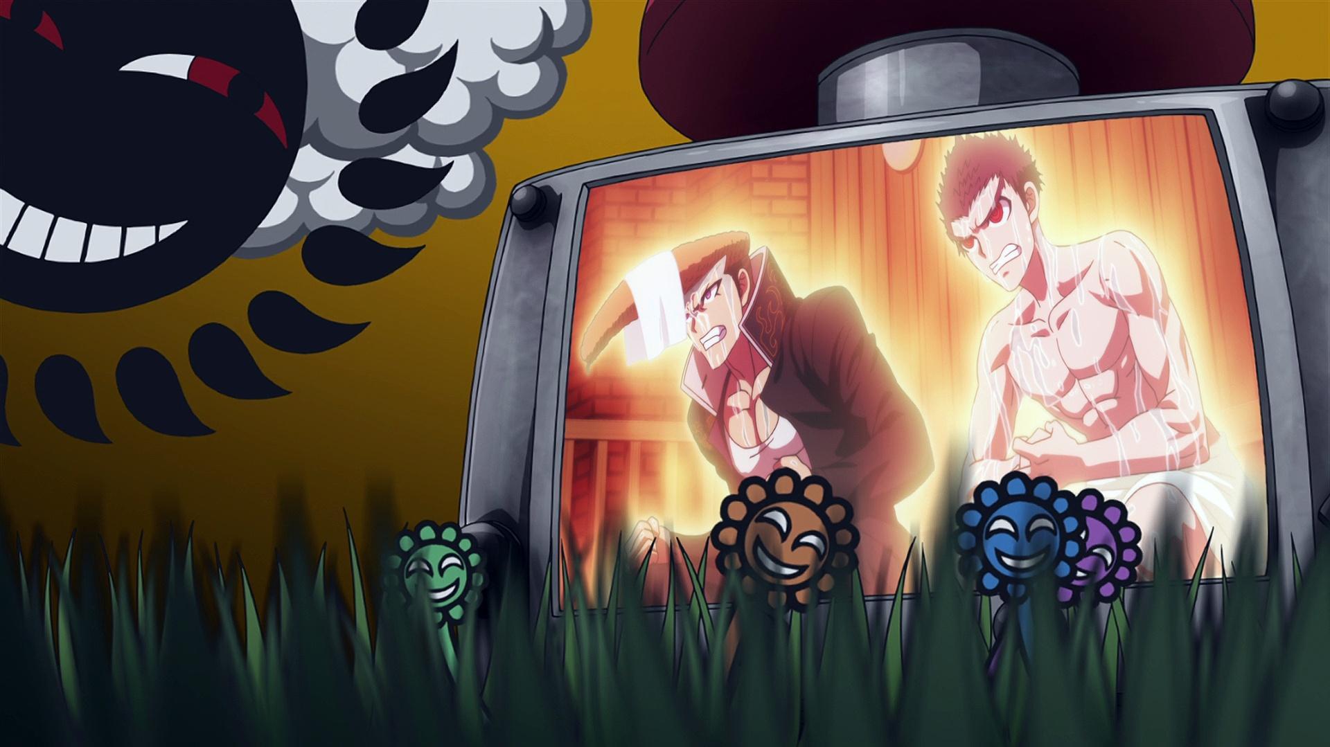 Danganronpa the Animation ED7 (clean)