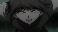 Despair Arc Episode 8 - Mukuro lunging at Peko