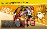 Promo Profiles - Danganronpa 1.2 (English) - Leon Kuwata