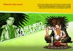 Promo Profiles - Danganronpa 1 (English) - Yasuhiro Hagakure