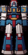 Yasuhiro Hagakure as Robo Justice Fullbody Sprite (2)
