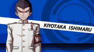 Danganronpa 1 Kiyotaka Ishimaru English Game Introduction