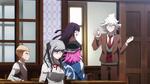 Danganronpa 2.5 - (OVA) Nagito with his classmates in Homeroom (27)