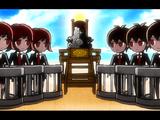 Class Trials/Danganronpa 2