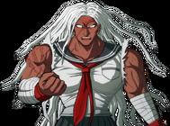 Danganronpa V3 Bonus Mode Sakura Ogami Sprite (5)