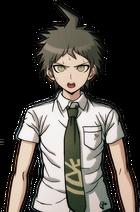 Danganronpa V3 Hajime Hinata Bonus Mode Sprites (Vita) (18)