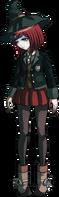 Danganronpa V3 Himiko Yumeno Fullbody Sprite (18)