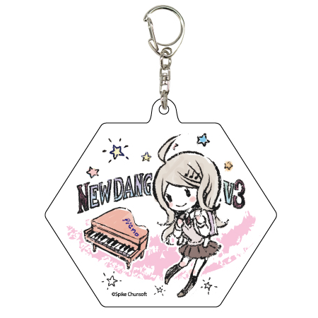 File:GraffArt Kaede Akamatsu Keychain.png