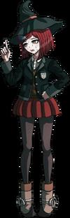 Danganronpa V3 Himiko Yumeno Fullbody Sprite (23)