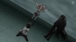 Despair Arc Episode 11 - Junko revelling in the despair to come
